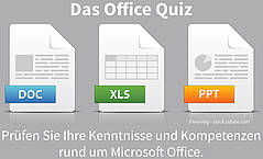 Foto zum Office-Quiz des Herdt-Verlages